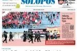 Halaman Depan Harian Umum Solopos edisi Jumat, 31 Juli 2015