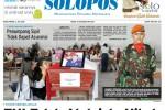 Halaman Depan Harian Umum Solopos edisi Kamis, 2 Juli 2015