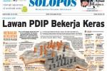 Halaman Depan Harian Umum Solopos edisi Rabu, 30 Juli 2015