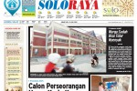 Halaman Soloraya Harian Umum Solopos edisi Jumat, 31 Juli 2015