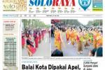 Halaman Soloraya Harian Umum Solopos edisi Rabu, 29 Juli 2015