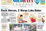 Halaman Soloraya Harian Umum Solopos edisi Selasa, 7 Juli 2015