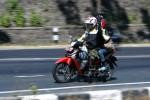 Ilustrasi mudik dengan sepeda motor (Desi Suryanto/JIBI/Harian Jogja)