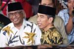 AGENDA PRESIDEN : Hadiri Milad PBB, Jokowi Disambut Takbir