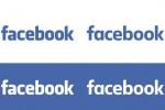 (Kiri ke kanan) Logo lama dan logo baru Facebook (Cnet.com)