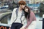 Lee Jong Suk dan Park Shin Hye (Twitter.com/@koreanindo)