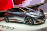 Mobil konsep Nissan Sway di Geneva Motor Show 2015. (Caranddriver.com)