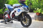 Modifikasi Honda CBR250R ala CBR1000RR. (Metrotvnews.com)