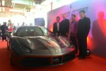 Peluncuran Ferrari 488 GTB di Showroom Ferrari Jakarta. (Detik.com)