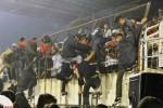 PIALA POLDA JATENG : Final Persis Vs PSIS Skor Imbang, Diwarnai Kericuhan Suporter