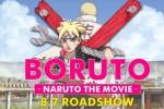 Poster Boruto Naruto The Movie. (Boruto-movie.com)