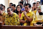 PENCATUTAN NAMA JOKOWI : Ini Syarat Kader Golkar Pengganti Setya Novanto