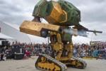 Robot milik Megabots (Mashable)