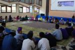 Badan Eksekutif Mahasiswa dan Keluarga Besar STMIK AUB SURAKARTA Mengadakan Buka Puasa Bersama