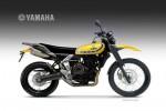 Sketsa modifikasi Yamaha MT-07 bergaya mirip Ducati Scrambler. (Autoevolution.com)