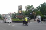 Tugu Adipura di depan Taman Sonokridanggo, Boyolali. (Hijriah AW/JIBI/Solopos)