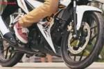 Wujud Honda Sonic 150R dalam video teaser. (Youtube.com)