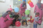 HARI ANAK NASIONAL : Kurangi Beban Anak dengan Balon dan Boneka