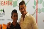 """Martunis Ikuti Jejak """"Sang Ayah"""" Cristiano Ronaldo (JIBI/Bola.Bisnis.com)"""
