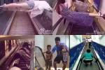 Sebagian waarga Tiongkok paranoid setelah tragedi eskalator (Istimewa)