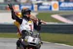 Pembalap Moto2 Esteve Rabat akan menggantikan posisi Scott Redding di tim Marc VDS. Ist/crash.net
