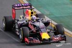 Salah satu mobil balap Formula One Red Bull dengan seorang pembalapnya. Ist/motosport.com
