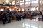 MASJID DI PAPUA DIBAKAR : Redam Penularan Insiden Tolikara, Polres Kediri Kumpulkan Pendeta