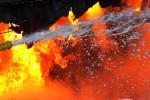 KEBAKARAN BOYOLALI : Tabung Gas Meledak di Dekat Pasar Kacangan-Andong, 3 Orang Terbakar