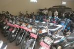 LELANG KENDARAAN DINAS : Pemkab Karanganyar Lelang 60 Sepeda Motor