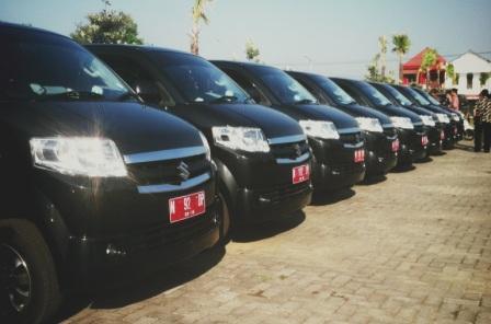 Ilustrasi mobil dinas pelat Malang. (dppka.malangkab.go.id)