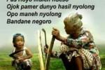 Nasihat Lebaran (Istimewa/FB YudhaWahyu I)