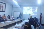 Sebanyak 30 anak mengikuti pelatihan jurnalistik yang diselenggarakan Lembaga Pelatihan Jurnalistik Solopos (LPJS), Rabu-Kamis (1-2/7/2015). (JIBI/Solopos/Abdul Jalil)