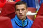 Lukas Podolski Segera Gabung Galatasaray (Reuters/Eddie Keogh/Files)