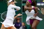 PERINGKAT TERBARU PETENIS : Sharapova Geser Kvitova, Serena Tak Tersentuh