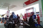 Suasana di SPBU Wates, Kulonprogo, Minggu (12/7/2015). (JIBI/Harian Jogja/Holy Kartika N.S)