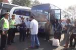 ARUS BALIK : Bus Dinyatakan Tidak Layak Jalan, Calon Penumpang Nyaris Terlantar