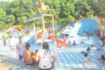 Waterboom di Umbung Sewu Pengging Boyolali (Kharisma DR/JIBI/Solopos)
