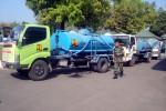 KEKERINGAN SRAGEN : Kodim Bantu 36.000 Liter Air