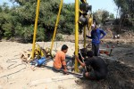 INFRASTRUKTUR SOLO : Akses Jembatan Sabrang Lor Minim Penerangan