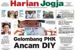 Harian Jogja edisi Jumat (28/8/2015)
