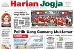 Harian Jogja edisi Senin (3/8/2015)