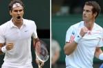Roger Federer dan Andy Murray bakal menjadi sorotan di hari kedua Grand Slam US Open 2015, Selasa (1/9/2015) waktu setempat. Ist/dok