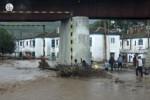 Banjir di Korea Utara (Reuters)