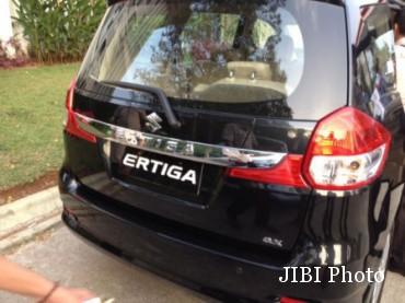 Buritan Suzuki New Ertiga. (Autonetmagz.com)