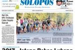 Halaman Depan Harian Umum Solopos edisi Senin, 24 Agustus 2015