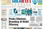 Halaman Soloraya Harian Umum Solopos edisi Rabu, 26 Agustus 2015