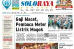 Halaman Soloraya Harian Umum Solopos edisi Sabtu, 29 Agustus 2015