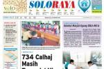 Halaman Soloraya Harian Umum Solopos edisi Selasa, 25 Agustus 2015