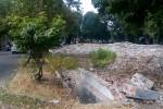 Calon lokasi taman yang akan dibuat seperti taman bungkul Surabaya. (Moh Khodiq Duhri/JIBI/Solopos)