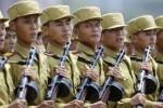 Ilusrasi tentara Korea Utara (Koreaboo)
